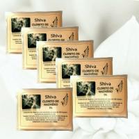 Shiva Cloreto de Magnésio PA 5 embalagens de 100gr + 100gr de oferta