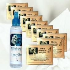 Pack Shiva Cloreto de Magnésio PA+Shiva Loção