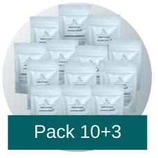 Cloreto de Magnésio PA - Pack 10+3 (10 embalagens com oferta de 3)