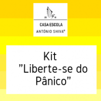 "Kit ""Liberte-se do Pânico"""