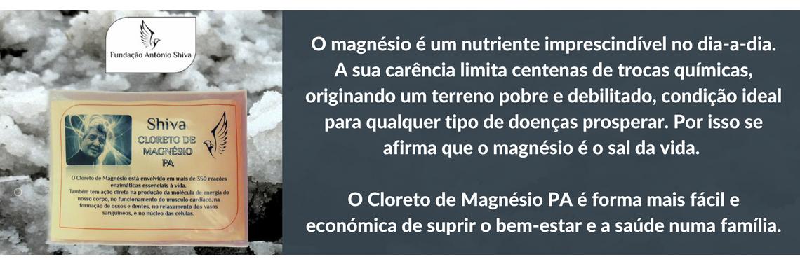 Cloreto de Magnésio PA