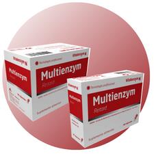 MultiEnzym Retard - 45 cápsulas