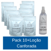 Pack Cloreto de Magnésio PA + Loção Canforada